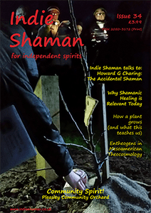 Excerpt from the Indie Shaman Magazine Issue 34 Interview