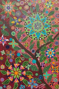 Ayahuasca Inspired Art - Howard G Charing